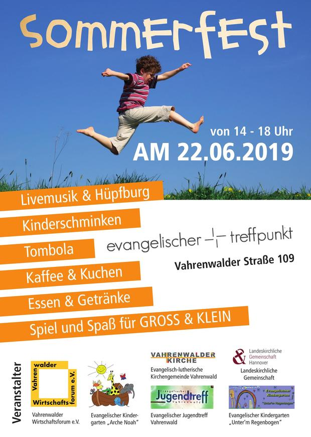 Sommerfest im Evangelischen Treffpunkt