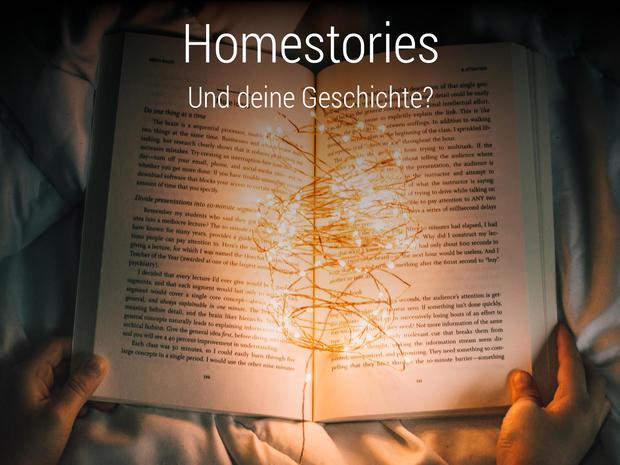 Homestories - die Gemeindefreizeit im Januar